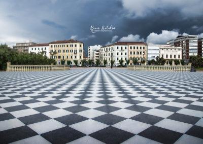 A festői Livorno / Mascagni terasz
