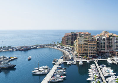 Monaco Panorámafotó 1