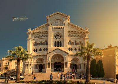 Monacoi székesegyház