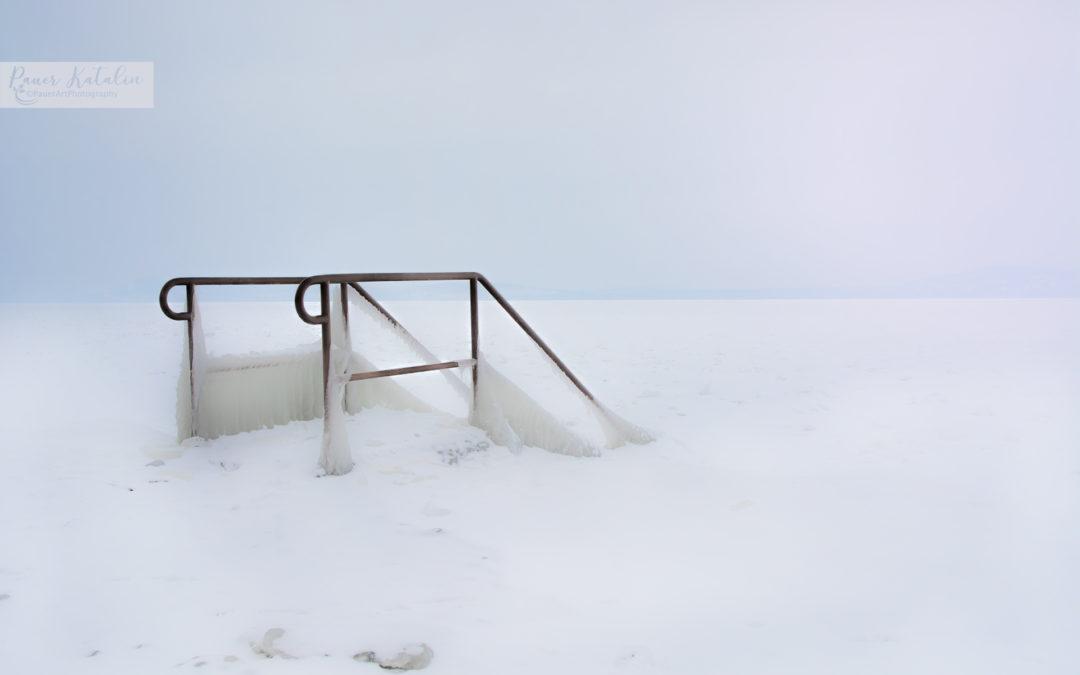 Balatoni jégvilág