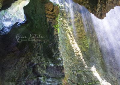 Varone-vízesés / Iltaly